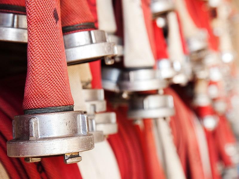 Перекатка пожарных рукавов фото 15 Правила