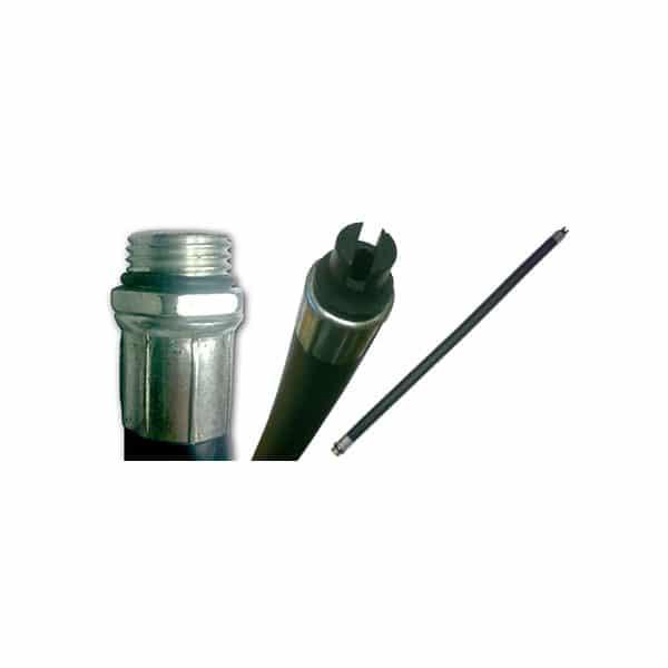 Шланг M16x1,5 с щелевым распылителем для переносных ОП (длина 430 мм)