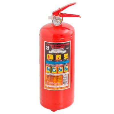 Огнетушитель порошковый ОП-2